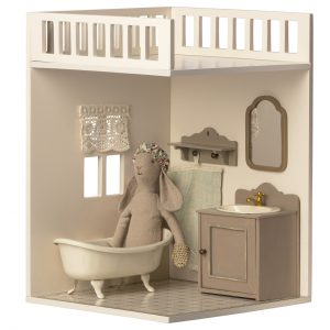 Cuarto de baño Maileg 1