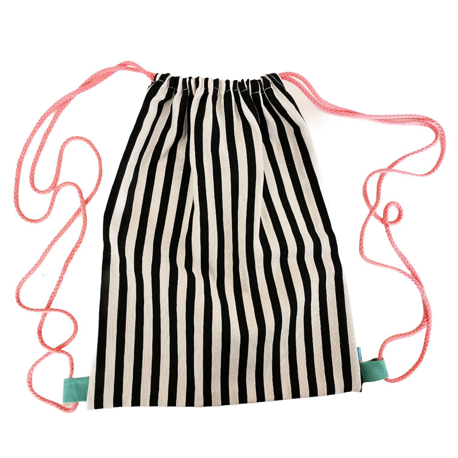 mochila de cuerda