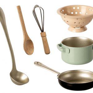 set de cocina maileg 2