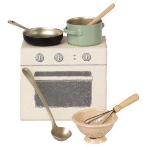 set de cocina maileg 3