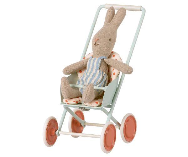 carrito bebé maileg 2