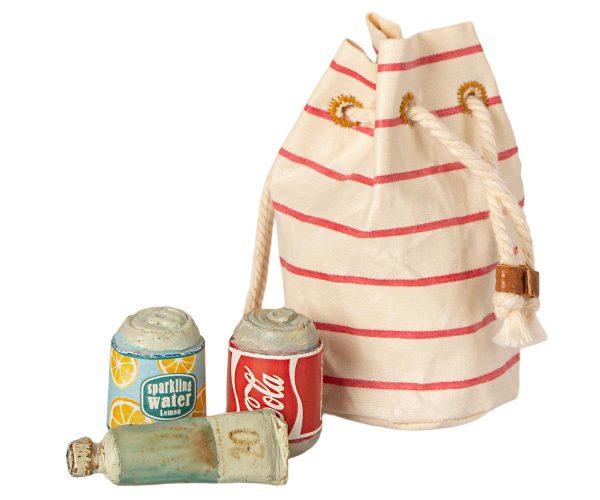 mochila con basicos