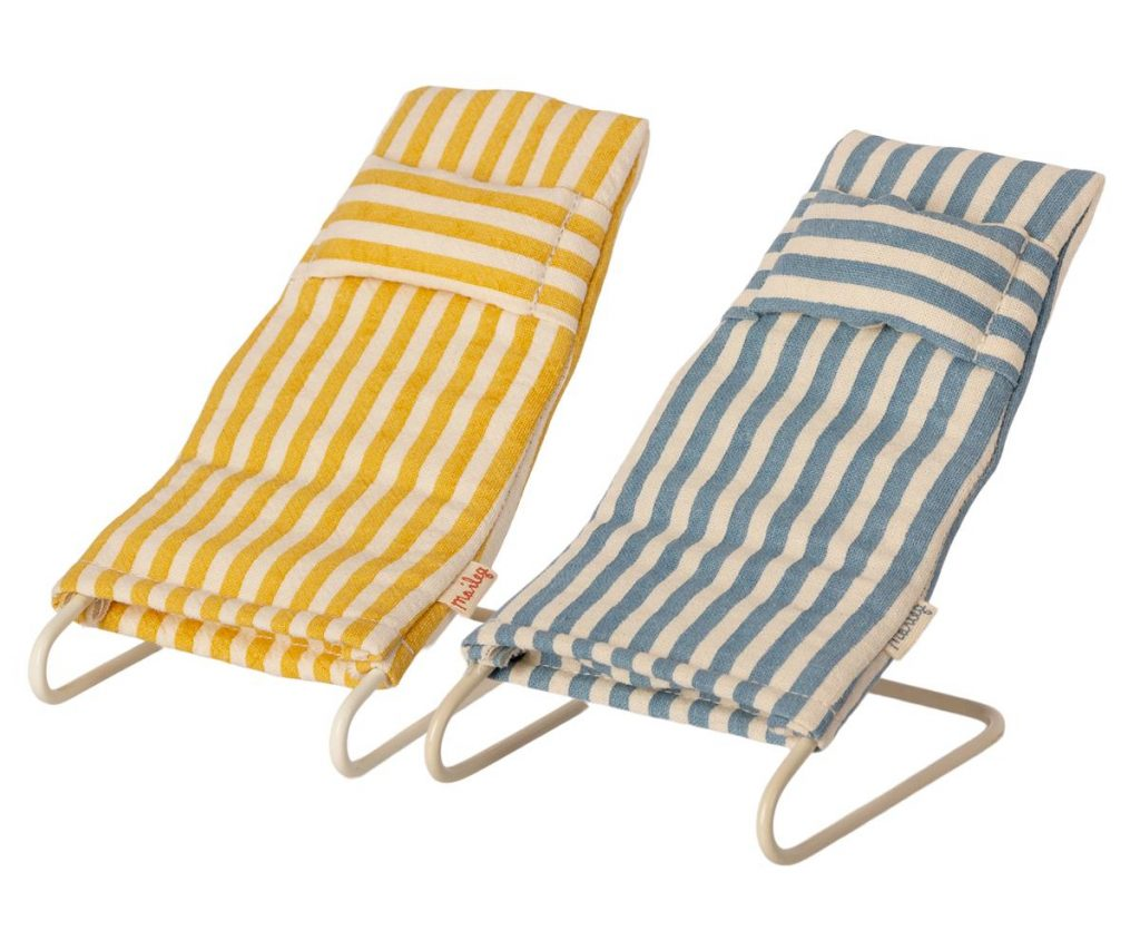 set de amacas de playa