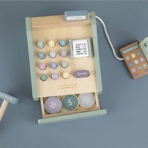 caja registadora de madera 1