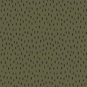 jersey verde militar rayitas negras