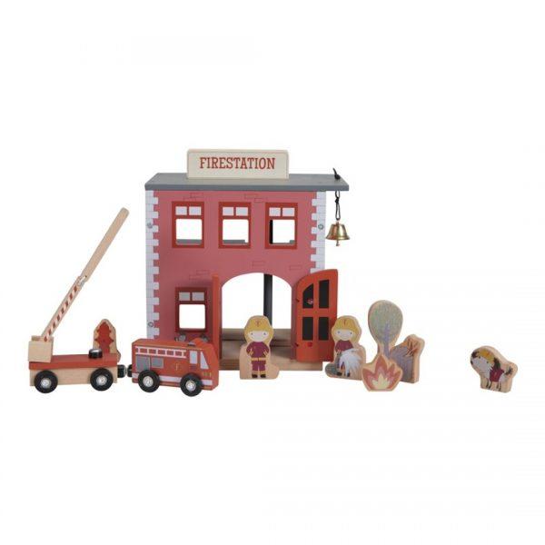 parque de bomberos little dutch