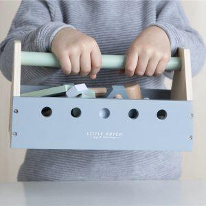 caja de herramientas de madera 1