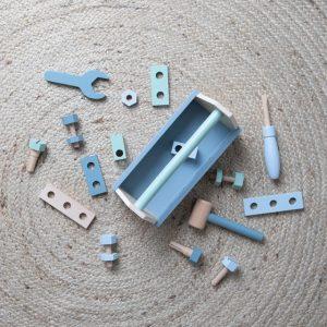 caja de herramientas de madera 3
