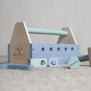 caja de herramientas de madera 4