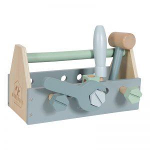 caja de herramientas de madera 6