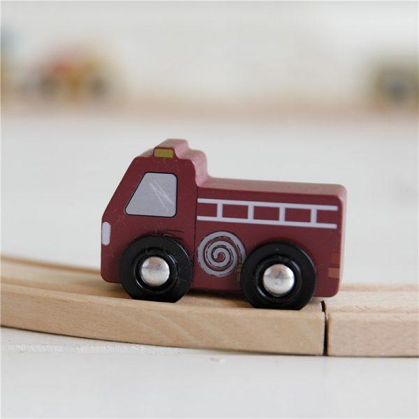 coches de madera 1