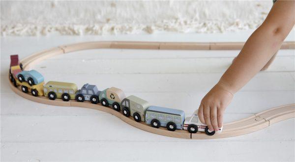 coches de madera 2