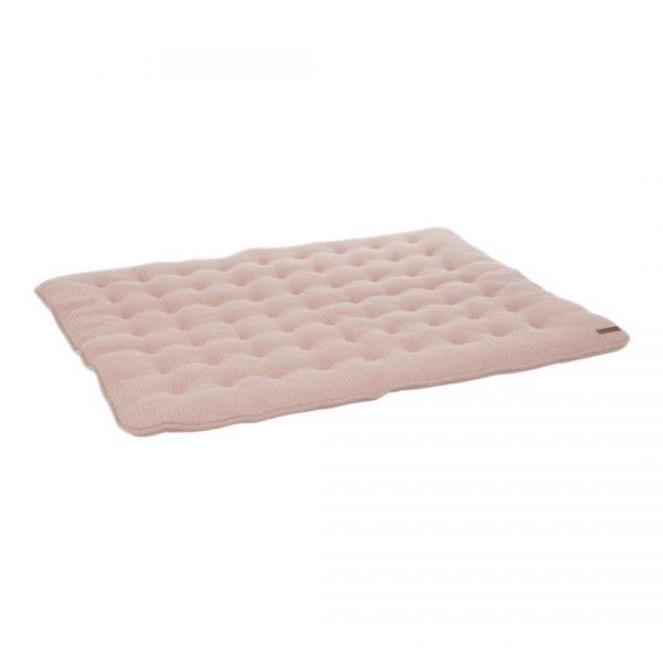 manta de juegos para bebe rosa 2
