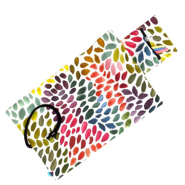Pizarra enrollable colores de brasil 1