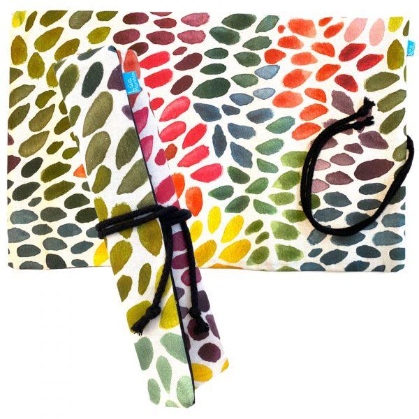 Pizarra enrollable colores de brasil 3