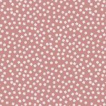 campo de flores rosa