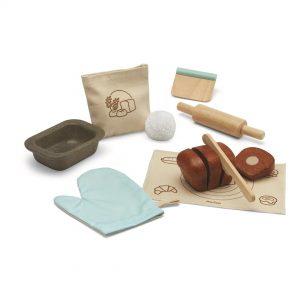 panadería de madera