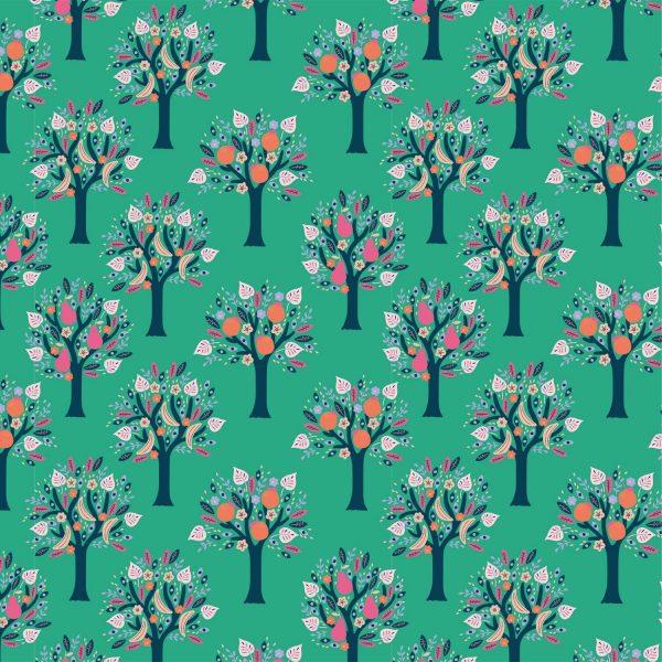 algodon verde arboles