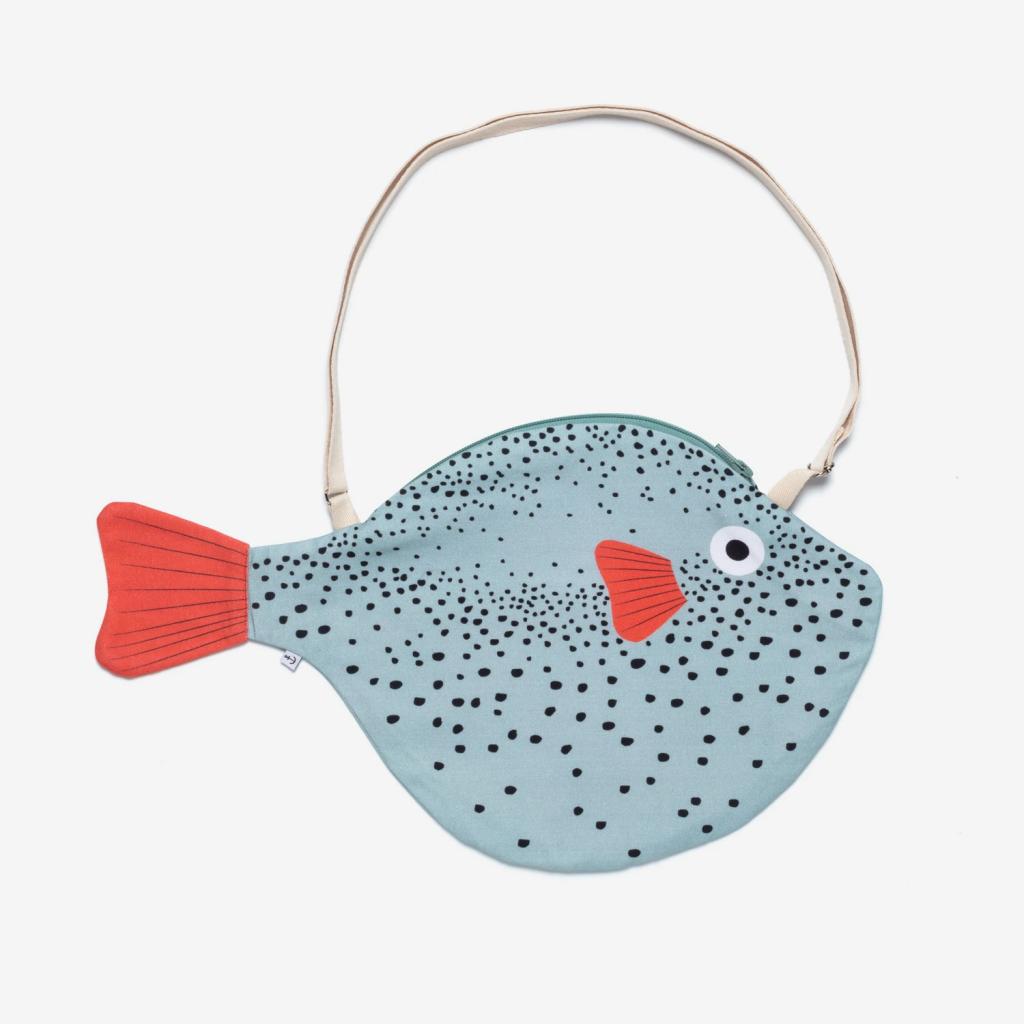 pez globo grande agua don fisher