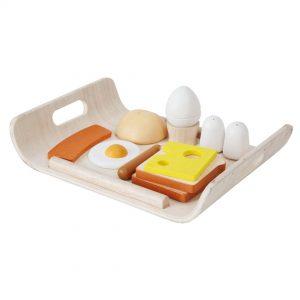 bandeja de desayuno juguete